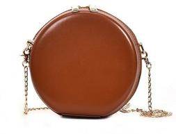 2019 Fashion Round Small Messenger Crossbody Bags for Women