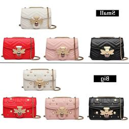 2019 Luxury Rhinestone Bee purses SA bags for women small ch