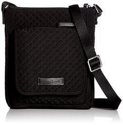 NEW Vera Bradley RFID Mini Crossbody Bag in Classic Black