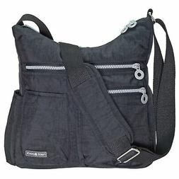 NeatPack Crossbody Bag for Women with Anti Theft RFID Pocket