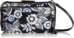 Vera Bradley Iconic Deluxe All Together Crossbody, Signature