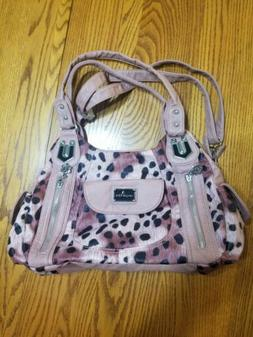 angelkiss 2 separated compartments capacity purses handbags