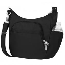 Travelon Ant-Theft Classic Cross-Body Bucket Bag