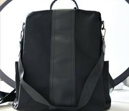 Anti -theft Backpack Purse Waterproof Nylon  Lightweight  -u