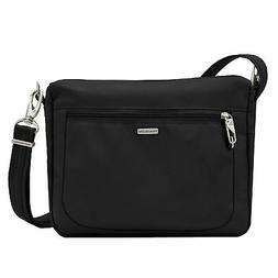 Anti-theft Classic Small E/W Crossbody Bag