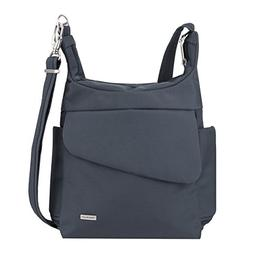 Travelon Anti-Theft Classic Messenger Bag - Exclusive Colors