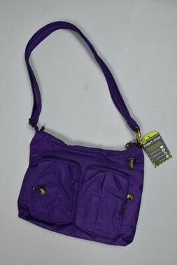 Travelon Anti-Theft Crossbody Bag Purse New Bin3