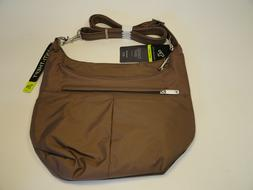 Travelon AntiTheft Classic Slouch Hobo
