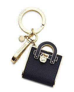 New Authentic Michael Kors Hamilton Key Charms Chain Key Fob