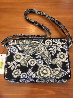 Vera Bradley Authentic Snow Lotus Iconic Little Hipster Cros