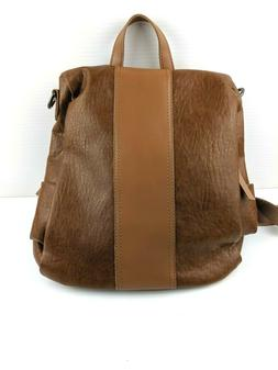 PINCNEL Backpack  Purse Faux Leather Anti-Theft Satchel Shou