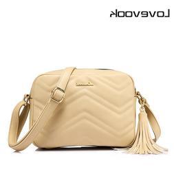 bags for women crossbody bag PU female small handbag and pur
