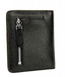 - AINIMOER RFID Blocking Women's Leather Clutch Wallet Card