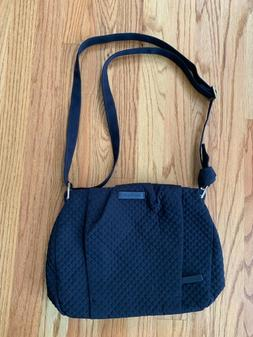 Vera Bradley blue crossbody, shoulder handbag purse