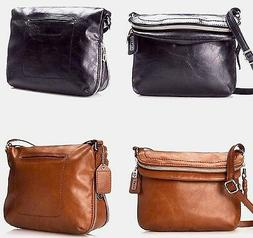 Relic by Fossil Women's Cross Body Messenger Bag Black,Brown