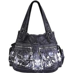 Categories Angelkiss Women's Purse And Handbags Top Handle S