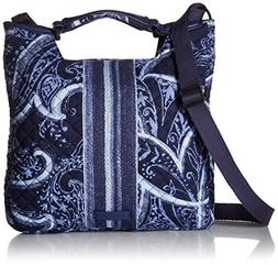 Vera Bradley Change It Up Crossbody, Signature Cotton, Indio