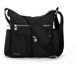 Nodykka Crossbody Bag for Women Shoulder Travel Purse Handba