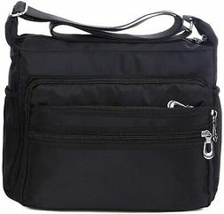 Crossbody Bag for Women Waterproof Shoulder Bag Messenger Ba
