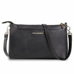 Crossbody Bags For Women, Lightweight Purses And Handbags Pu