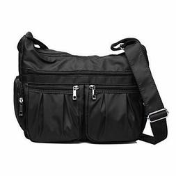 crossbody bags for women multi pocket shoulder