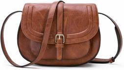 Crossbody Bags for Women Shoulder Bag Purse Vegan Leather Bo