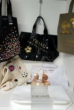 Marc Jacobs Daisy, Daisy love Gold Black White Clear Beige F