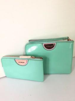 Mimco ECHO. 2 medium And Small Pouch Clutch Wallet Brand New