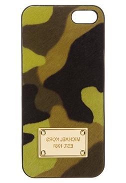 Michael Kors Electronics Acid Lemon Camouflage Haircalf Phon