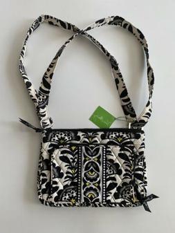 Vera Bradley Fanfare Little Hipster Cross Body Crossbody Bag