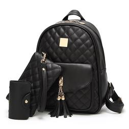 Fashion Cute Small <font><b>Backpack</b></font> New PU Casua