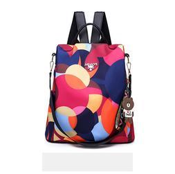 Fashion Women <font><b>Backpack</b></font> <font><b>Purse</b