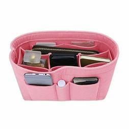 Felt Insert Bag Organizer Bag In Bag For Handbag Purse for W