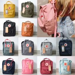 Fjallraven Kanken Handbag Outdoor Travel Sport Backpack Wate