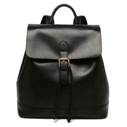 BOSTANTEN Geniune Leather Fashion Backpack Purse Casual Bags