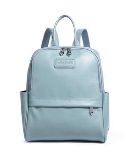 BOSTANTEN Genuine Leather Backpack Purse Bag for Women * Bab