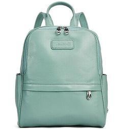 BOSTANTEN Genuine Leather Backpack Purse Fashion School Bags