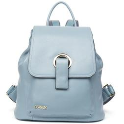 NAWO Genuine Leather Backpack Purse Women Fashion Mini Casua