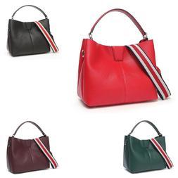 Genuine LEATHER Fashion Purse HandBag For Women New  Shoulde