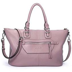 Genuine Shoulder Bags Soft Leather Handbags For Women Tote P