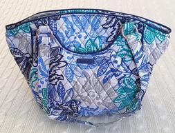 Vera Bradley Glenna Santiago Shoulder Bag Purse Cotton NWT E