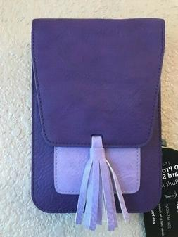 K Carroll Harper Crossbody RFID purse Oprah's Favorite Thing