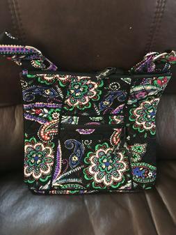 Vera Bradley Hipster crossbody purse Kiev Paisley NWT!!!