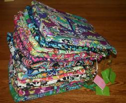 Vera Bradley HIPSTER crossbody shoulder bag travel purse tot