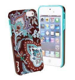 Vera Bradley Hybrid Hardshell for iPhone 5 Java Blue