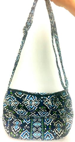 VERA BRADLEY INK BLUE  , RETIRED-pattern Purse AND WALLET SE