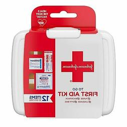 Johnson & Johnson First Aid To Go!, Emergency First Aid Trav