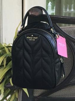 KATE SPADE BRIAR LANE QUILTED MINI CONVERTIBLE BACKPACK BAG
