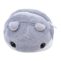 Kid Fashion Cute Hamster Messenger Bag Creative Toy Bag Coin