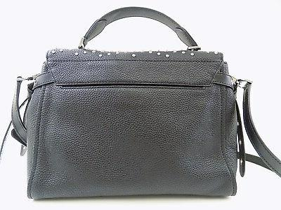 MICHAEL KORS Black Studded HANDBAG